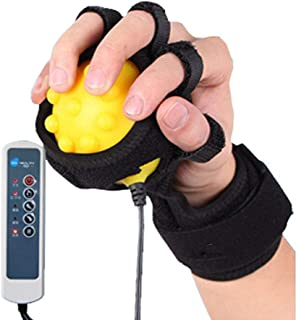 ホットマッサージハンドマッサージボール、脳卒中片麻痺者の手の理学療法とリハビリテーションの運動受動的なトレーニング指の屈曲矯正