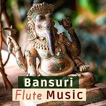 Bansuri Flute Music - Indian Meditation Songs with Sitar & Tabla Background, Mindfulness Rhythm