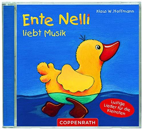 CD: Ente Nelli liebt Musik: Lustige Lieder für die Kleinsten