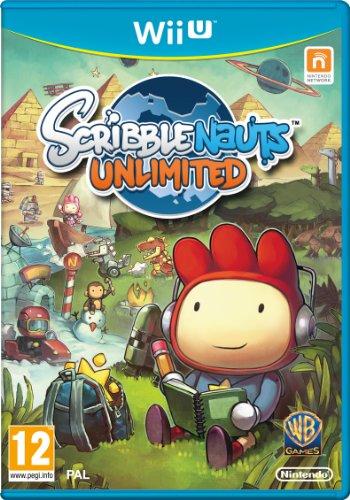 Nintendo Scribblenauts Unlimited WiiU