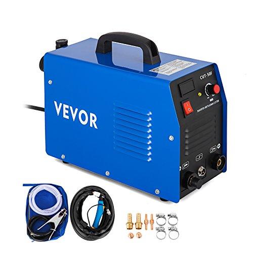 Mophorn Plasmaschneider 6500 Watt Plasmaschneidemaschine Air Plasma Schneidemaschine 220V Druckluft-plasma-cutter (cut 40)