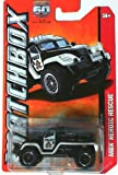 Matchbox MBX Heroic Rescue Police Road Raider # 113 of 120 60th Anniversary Series