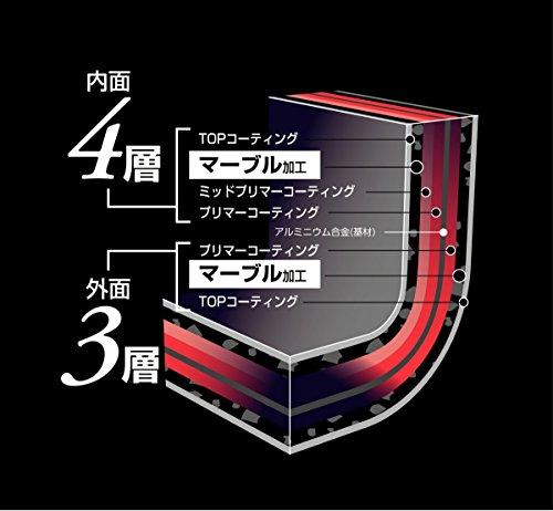 パール金属『軽いねストロングマーブルいため鍋28cm』