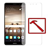 Slabo Lámina de Vidrio Premium para Huawei Mate 9 Protectora Protector de Pantalla Templado Tempered Glass Claro dureza 9H