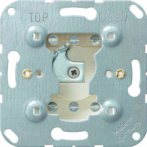 Preisvergleich Produktbild Gira 014400 Schlüsselschalter 2-polig Einsatz