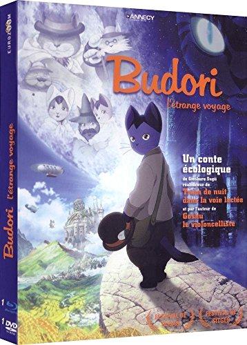 Budori l'étrange Voyage Collector BR [Combo Blu-Ray + DVD]