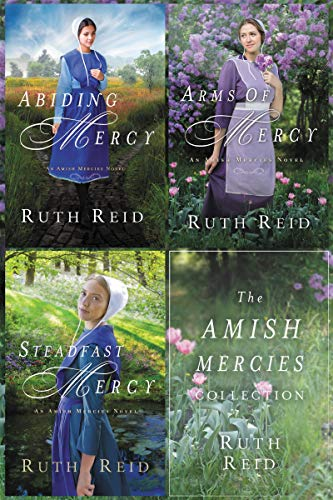 The Amish Mercies Collection: Abiding Mercy, Arms of Mercy, Steadfast Mercy (English Edition)