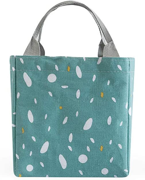 BCDlily Lunch Bag Insulated Thermal Weekly update Food Oxford Clot Free shipping on posting reviews Storage