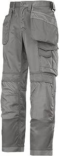 Pantaloni da lavoro 6902 SNICKERS Grigio Camouflage flexiwork Fondina Tasche
