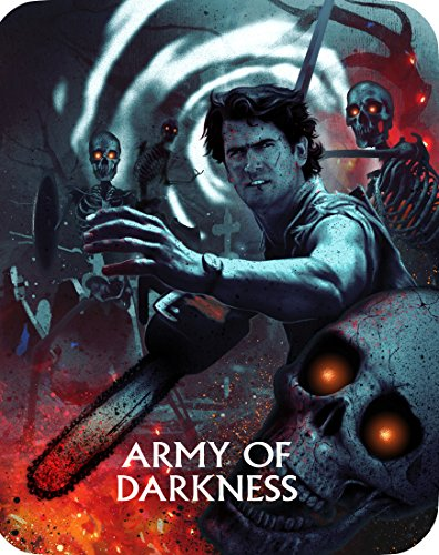 Army Of Darkness (Limited Edition Steelbook) [Blu-ray]