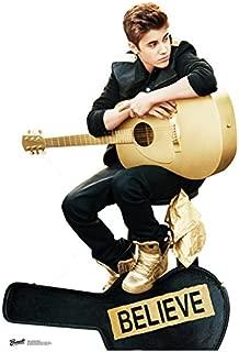 Star Cutouts Cut Out of Justin Bieber Believe