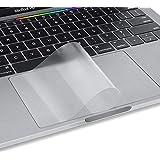 MacBook Pro 13 2020トラックパッド保護フィルム (2020最新型) A-VIDET【1枚パック】防気泡 擦り傷防止 耐磨 透明 保護フィルム 13.3インチ MacBook Pro 13 2020に適用(クリア)