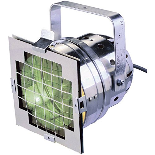 Halogen-PAR-Scheinwerfer Eurolite PAR-56 Gehäuse Kurz 42000810 Leistung: 300 W Weiß