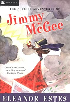 The Curious Adventures of Jimmy McGee by [Eleanor Estes, John O'Brien]