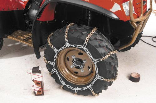 QuadBoss TIRE CHAIN LG QB Tires V-Bar Tire Chain LG- 40302/356-0822