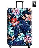 Fodera per valigie, THOMA Cover protettiva per valigia lavabile - Travel Elastic Spandex V...
