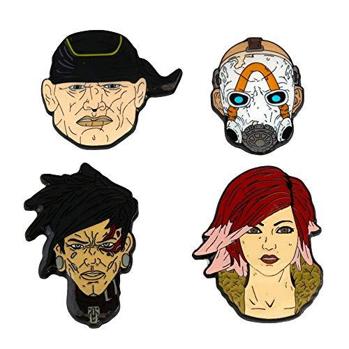 Borderlands 3: Collectors Pin Set