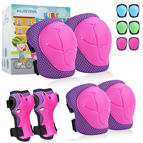 Knee Pads Elbow Pads Kids Ages...