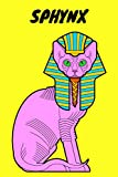 SPHYNX: 120 Lined page Journal