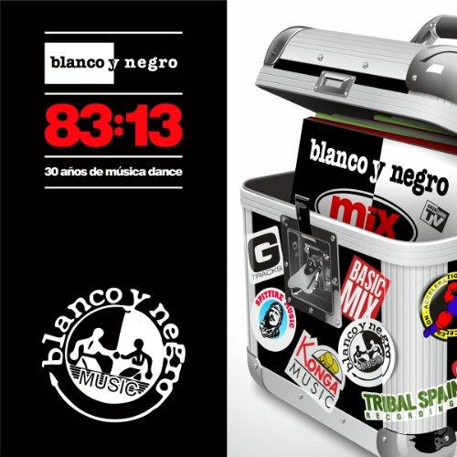 30 years of dance music blanco y negro