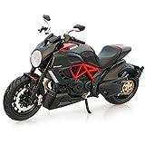 Penao Modelo estático de simulación de Diablo Grande Ducati Moto, Regalo de...