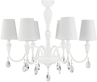 Amazon.com: White - Chandeliers / Ceiling Lights: Tools & Home ...
