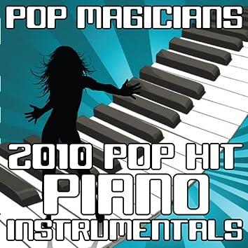 2010 Pop Hit Piano Instrumentals