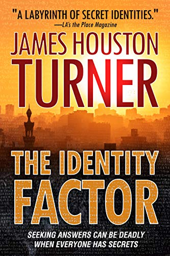 The Identity Factor by James Houston Turner  ebook deal