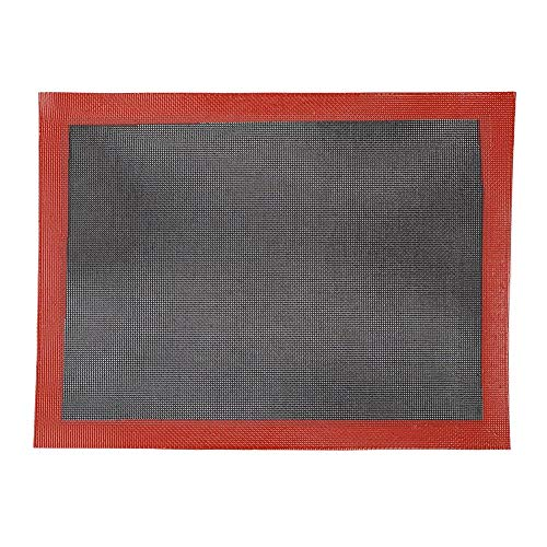 Tapis de silicone, tapis de rouleau de Silicone respirant Delaman