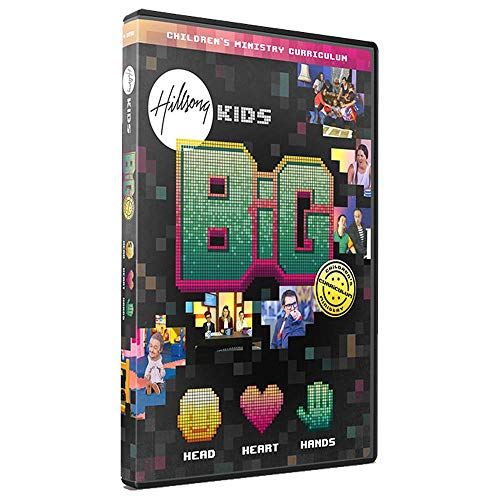 Lowest Price! Hillsong Kids BiG Head Hearts Hands Primary