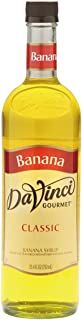 Best banana syrup for drinks Reviews
