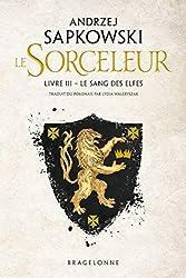Sorceleur, T3 - Le Sang des elfes d'Andrzej Sapkowski