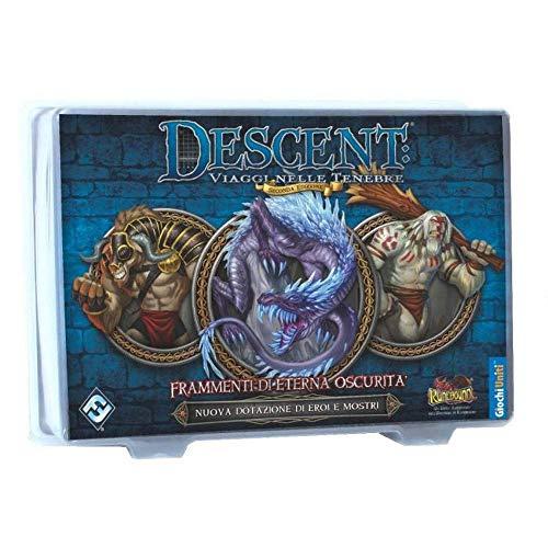 Giochi Uniti Gu650 - Descent Seconda Edizione: Frammenti Di Eterna Oscurita'