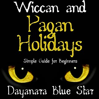 Wiccan and Pagan Holidays audiobook cover art