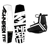 Hyperlite New 2021 Wakeboard Agent Agent Bindings Fits Most Shoe Sizes