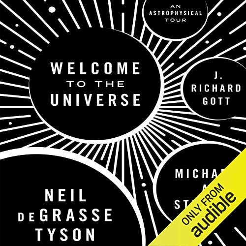 Couverture de Welcome to the Universe