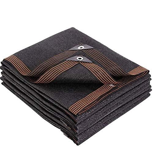 Shade Netz Net-Abdeckung mit Krawatten for Garten-Yard-Backyar Wand Balkon (Size : 10x12Meter)