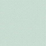 babrause® Baumwollstoff Mini Sterne Mint Webware Meterware