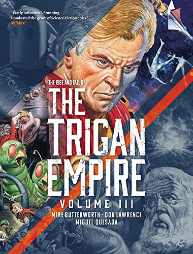 The Rise and Fall of the Trigan Empire Volume Three (3)