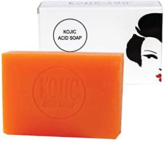 Kojie San Soap Bars Skin Lightening Kojic Acid Natural Original Bar Care Soaps