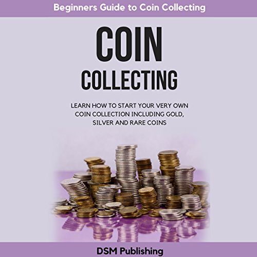 Coin Collecting audiobook cover art