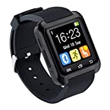 CHEREEKI Bluetooth Smartwatch Sport Smart Fitness Uhr Armband Telefon Uhren mit...