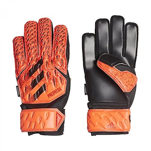 adidas Unisex Baby Pred Gl MTC Fsj Handschuhe, Rot/Schwarz (Rojsol), 40