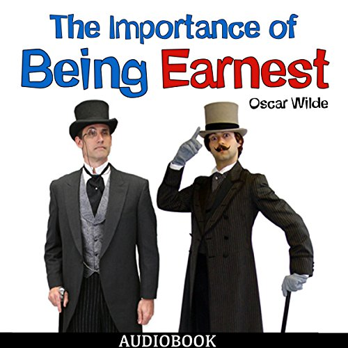 The Importance of Being Earnest copertina
