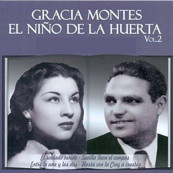 Gracia Montes y el Niño de la Huerta Vol. 2: Homenaje a Lora del Rio