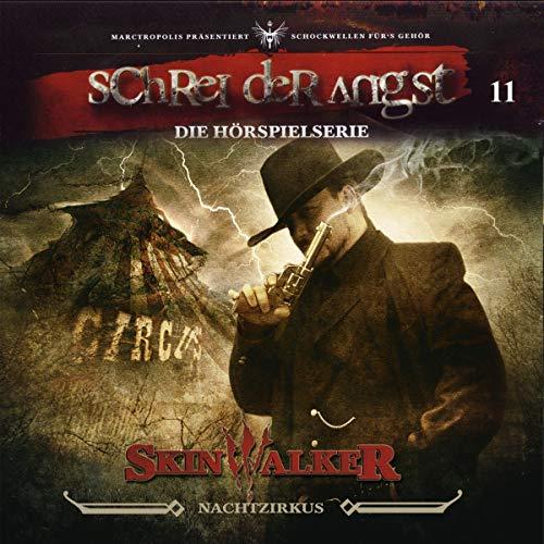 Skinwalker - Nachtzirkus cover art
