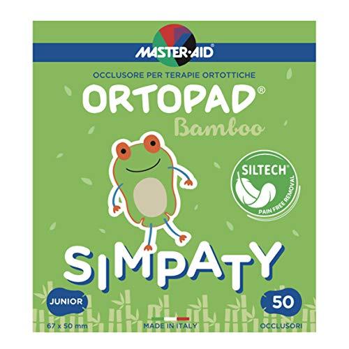 Master Aid Ortopad Simpaty Junior 50 Pezzi - 1 Prodotto