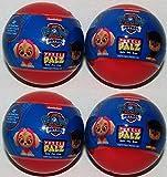 Bulls i Toy Trolls Paw Patrol Puzzle Palz Erasers 4 Sealed Capsules