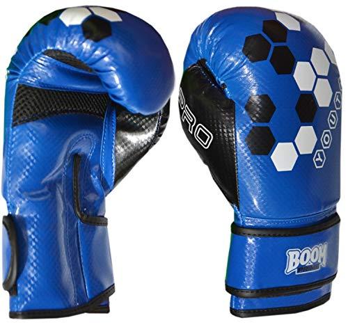 BOOM Prime 4oz 6oz 8oz Kinder Boxhandschuhe Maya Leder junior Sparring Fausthandschuh Boxsack Kampftraining