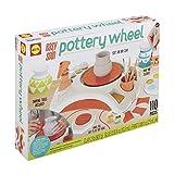 Alex Artist Studio Easy Spin Pottery Wheel Kids Art and Craft Activity